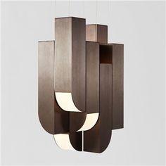 Roll & Hill Cora Pendant - 8 Lights - Style # CORAP8-xxx-120, Suspension Lamps - Chandeliers - Pendant Lighting   SwitchModern.com