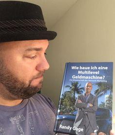 Buchtipp für Network Marketer Randy Gage – Wie baue ich eine Multi-Level-Geldmaschine? - Mehr Infos zum Thema auch unter http://vslink.de/internetmarketing