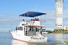 #CatalinaIII #Yate #Boat #PuertoVallarta #Sailing