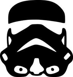 New Custom Screen Printed Tshirt Storm Trooper Helmet Star Wars