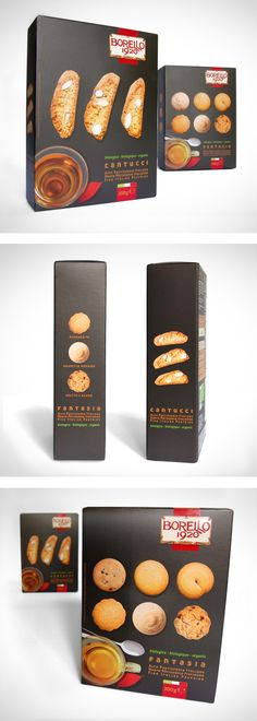 Packaging Design Borello