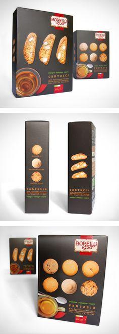 Foco no produto! Embalagem limpa e elegante para marca Italiana de pães, dedicada a consumidores modernos que buscam excelência na tradição!