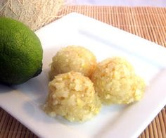 Cooking With My Food Storage: Mango Lime No Bake Cookies