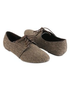 Where to Buy Oxford Flats   Oxford Flats. I love the chic preppy vibe of these classic yet trendy ...