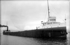 SS Henry B. Smith: 25 victims The ship was lost on November 10, 1913, in Lake Superior during the Great Lakes Storm of 1913 near Marquette, Michigan. She was carrying a load of iron ore at the time of her sinking. Captain James Owen had been plagued by misfortunes all year that had resulted in the Smith being delayed or late for its destinations. Rumors abounded, then and now, that the owners of the boat made it clear to Owen that he better make this last trip on time, or else.