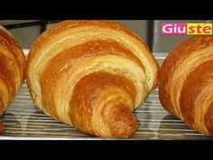 Croissants(By Chef baker,S. Baguette Express, Cooking Chef, Beignets, Biscotti, Caramel, Pizza, Sweet, Ethnic Recipes, Desserts