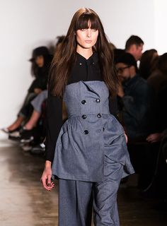 Mercedes-Benz Fashion Week New York: Sandy Liang