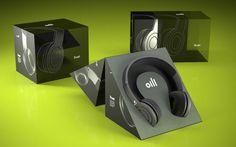 ZeroThreeAudio: Sound Thinking by Dustin Brown, via Behance