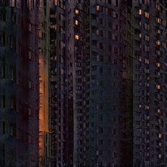 generative art Generative Art, Skyscraper, Multi Story Building, Skyscrapers