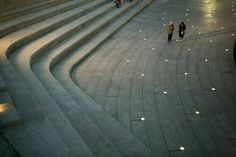 Tortosa cathedral plaza by Josep Campos