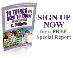 C Diff Treatment Resources   How to Naturally Stop C Diff colitis