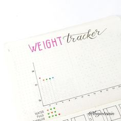 """363 mentions J'aime, 6 commentaires -  (@bujotrain) sur Instagram: """"#bujofitnesschallenge Day 2: Weight and measurements . The only thing I take note of is my weight.…"""""""