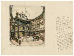 Shakespeare's Theater | Folger Shakespeare Library