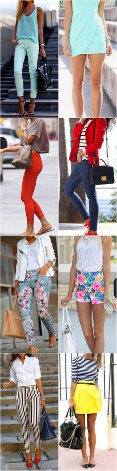 Recap 2015 Outfits Summary Highlights