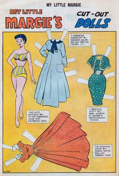 This is a comic book site but has postings of many comic paper dolls Out Of This World: Cute Girlie Stuff: Paper Dolls and Katy Keene Comic Book Paper, Comic Books, Paper Toys, Paper Crafts, Millie The Model, Newspaper Paper, Creation Art, Book Sites, Picasa Web Albums
