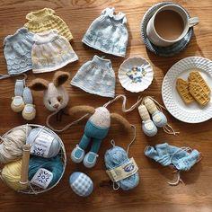 Mesmerizing Crochet an Amigurumi Rabbit Ideas. Lovely Crochet an Amigurumi Rabbit Ideas. Knitted Bunnies, Knitted Animals, Knitted Dolls, Crochet Dolls, Knit Crochet, Animal Knitting Patterns, Stuffed Animal Patterns, Diy Teddy Bear, Small Knitting Projects