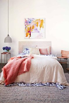 bedroom-colourful-pastels-rug-artwork-apr15