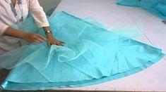 Como Hacer la Falda de TUL más Bonita :) - YouTube