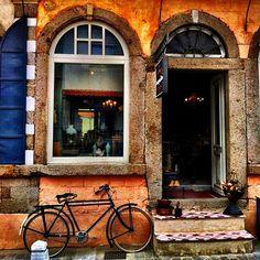 Τhe old town of Xanthi-Greece Beautiful World, Beautiful Places, Travel Around The World, Around The Worlds, Winged Victory Of Samothrace, Into The West, Greek Art, Thessaloniki, Macedonia