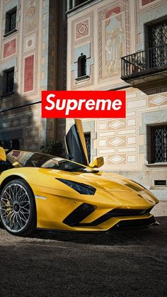 Supreme lamborhini Wallpaper by SrCots - 37 - Free on ZEDGE™ now. Browse millions of popular aventador Wallpapers and Ringtones on Zedge and personalize your phone to suit you. Browse our content now and free your phone Supreme Iphone Wallpaper, Hype Wallpaper, Trendy Wallpaper, Cellphone Wallpaper, Screen Wallpaper, Gucci Wallpaper Iphone, Supreme Background, Hypebeast Iphone Wallpaper, Supreme Art