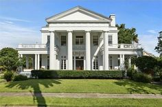 10 Gorgeous New Orleans Mansions You Should Buy Right Now - House Porn - Curbed NOLA