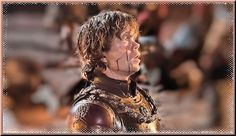 The one and only Tyrion Lannister ~ masterfully portrayed by Pete Dinklage