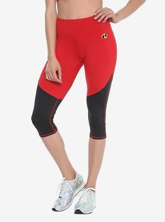 7a84b62f80d Her Universe Disney Pixar The Incredibles Active Pants