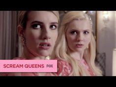 """Confira o trailer oficial da série """"Scream Queens"""""""