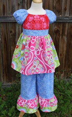 Several years ago I didn't sew. I just dreamed of making something like this. Glad I never gave up.
