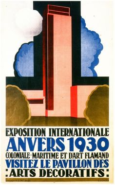 1000 images about antwerp belgium graphic design art deco antwerpen - Deco vintage belgique ...