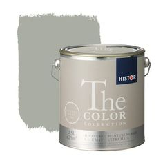 Histor The Color Collection muurverf clay brown 5 liter kopen? Grey Paint Colors, Wall Colors, House Colors, Colours, Blush Pink Paint, Family Room Colors, Salon Pictures, Shells And Sand, Small Room Bedroom
