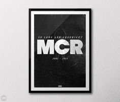 This print that commemorates a very important part of their lives. | 26 Gifts For The Emo In Your Life