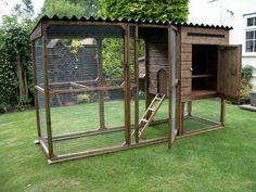 Simple Easy Chicken Coop 4 For Chick Coop 5 Chicken Coop Plans ...