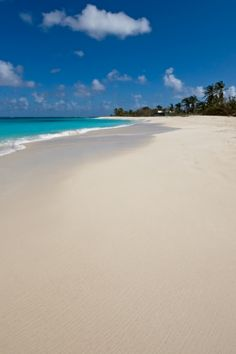 at the beach in #Anguilla