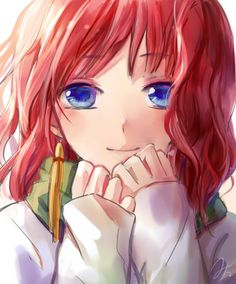 futarinokizuna:Wish I can tribute a decent art of Yona, but sadly business can't leave my life.
