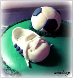 Live, Love, Soccer #soccer #live #love #play #justdoit #cake #strawberryshortcake #soccerball #football #shoes #runningshoes #sneakers #cake #soccercake #cakeboss #cakelady #corporate #kidsparty #kids #party #birthday #events #weddings #socialevents #privateevents #torontoblog #cakeblog #toronto #blog #mpiredesigns