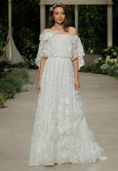 Pronovias Dresses, Pronovias Bridal, Boho Bride, Boho Wedding Dress, Wedding Gowns, Princess Silhouette, Bridal Robes, Beautiful Gowns, Bridal Style