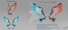 Aion Steel Wings v2 by Patt217.deviantart.com on @DeviantArt