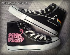 Hey, I found this really awesome Etsy listing at https://www.etsy.com/listing/177150427/pink-floyd-dsom-custom-converse-painted