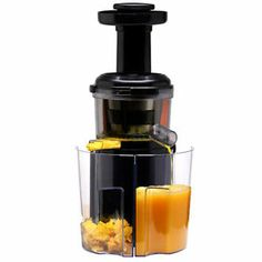 Slow Juicer Cold Press/Juice Extractor fruits vegetables/Healthy Drink Maker