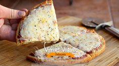 Cómo preparar una base de pizza dequínoa