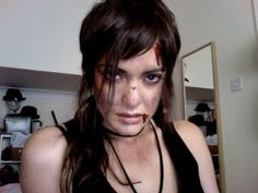 TOMB RAIDER 'Lara Croft' inspired makeup tutorial based on the NEW official game.