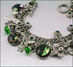 Wicked Witch Charm Bracelet!