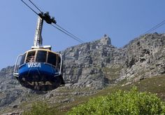Table Mountain: A New Natural Wonder  #CapeTown #SouthAfrica