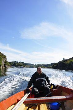 fishing Sotra Norway