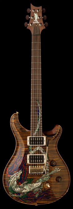 PRS Private Stock 30th Anniversary Dragon