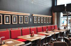 Kaper Design; Restaurant & Hospitality Design Inspiration: Fish Shack