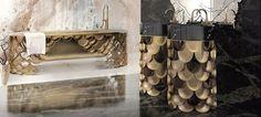 Włoskie umywalki z kamienia. Stylowe i oryginalne! Fot. MAISON VALENTINA