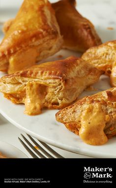 Maker's Mark Bourbon-Beer Cheese Puffs: Every bit as good as they look, these cheesy, scrumptious treats are ideal for parties and game-day snacks any time of the year. Just add Maker's™, your favorite beer and the occasion of your choice.  Serving: 1-1/2 dozen Ready In: 50 minutes, plus cooling