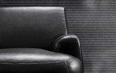 Bug armchair by Poliform